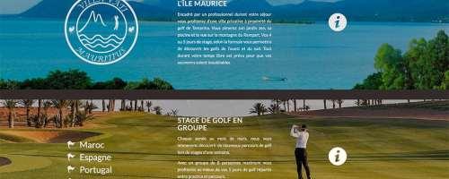 cours golf montreux suisse