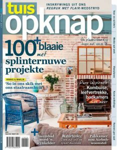 tuis opknap - front page