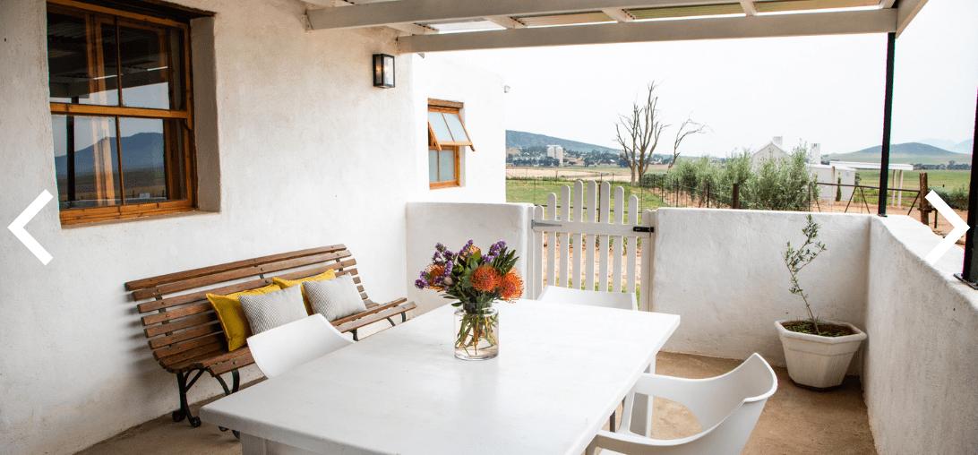 Cottage 4 - Vleidam Guest Farm