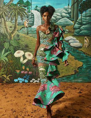 Bold Romantics Standout dress