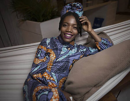 My Vlisco outfit: Zoba Martin | African patterns