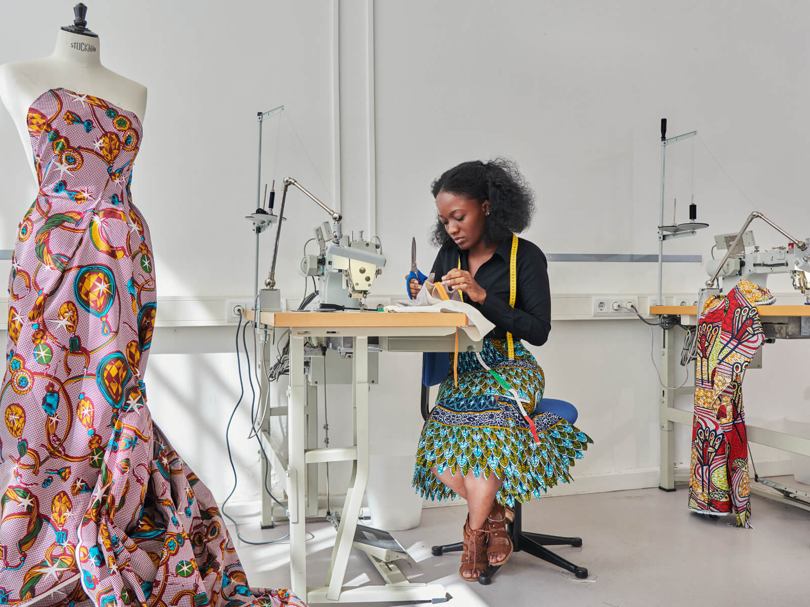 Vlisco Fashion Fund Winners Visit The Netherlands For Master Class And More Vlisco