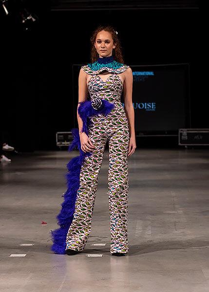 Turquiose Couture 34