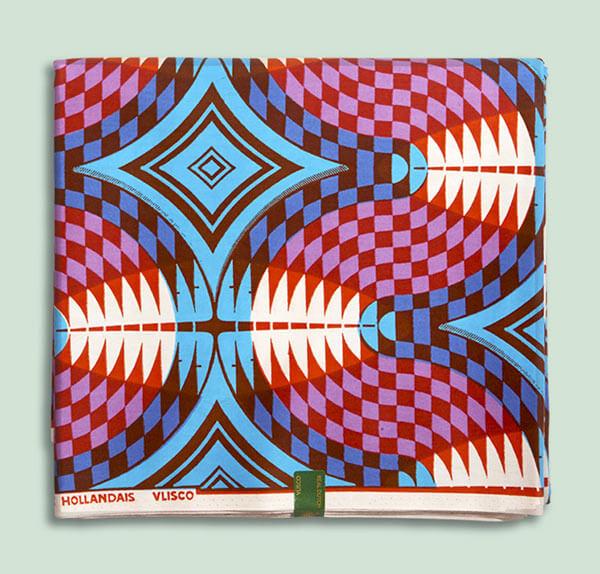 9b322d2b81e Vlisco  distinctive African print fabrics