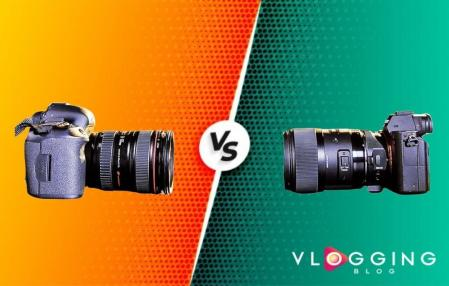 Mirrorless Camera VS DSLR: 29 Differences Explained