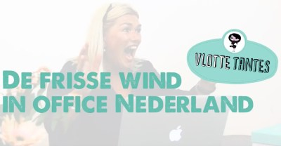 De frisse wind in office Nederland