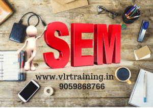 digital marketing online ad class room training by vlr sem
