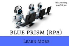 Best software training institute hyderabad for blue prism training