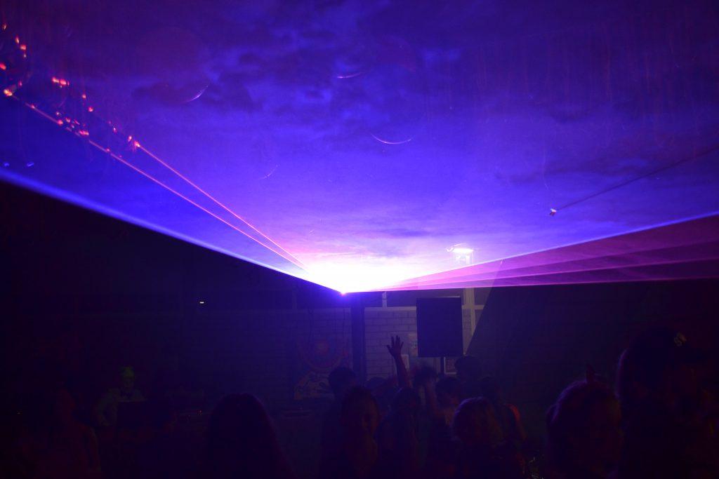 Lasershow helmond huren
