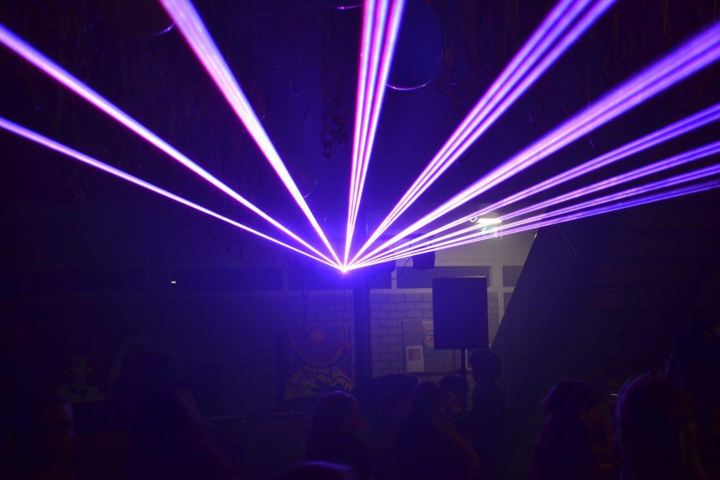 Lasershow Helmond