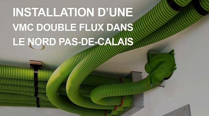 installation d'une vmc double flux