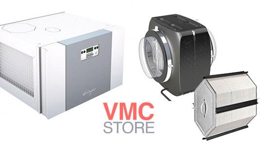 ACCESSOIRES VMC DOUBLE FLUX