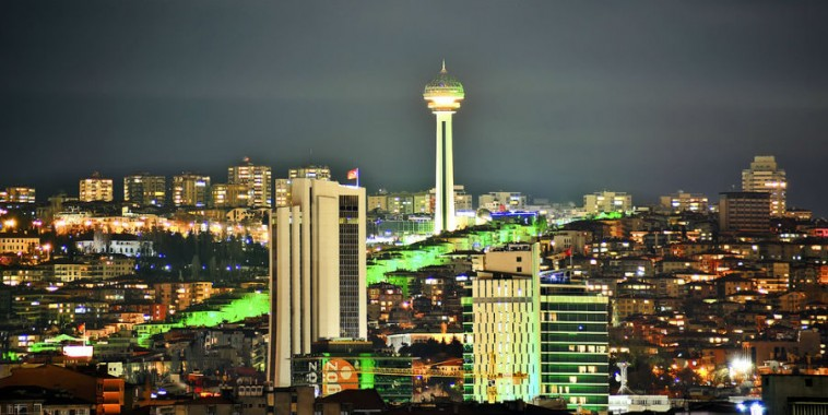 Top 10 Fastest Growing Cities: Ankara