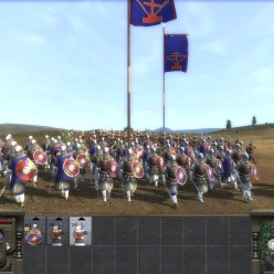 Rus swordsman - feel the power of this cruel infantry!