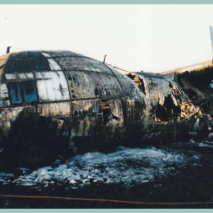 Herculesramp 15 juli 1995 (1)-Bor