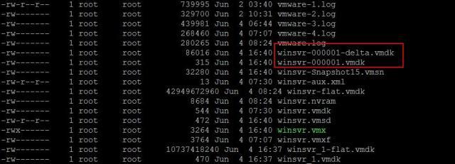 Exclude VM disk from VMware Snapshot_3