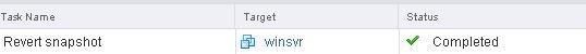 Reverting VMware Snapshots_7