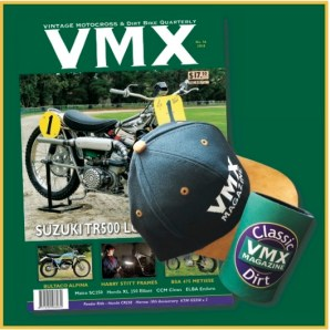 VMX Merchandise package