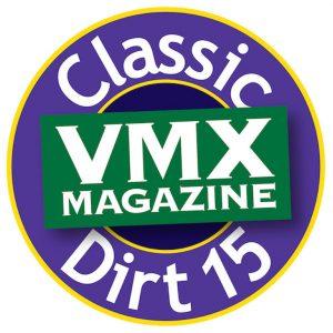 VMX Classic Dirt 15 logo