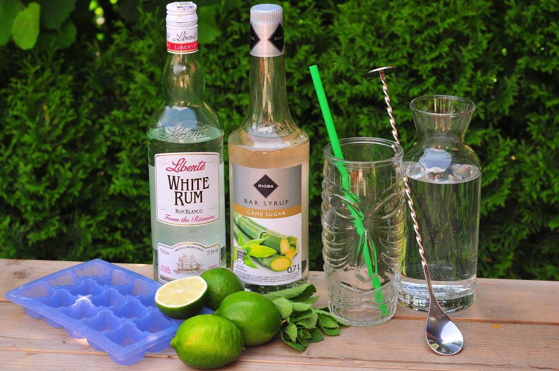 kokteil mojito rum