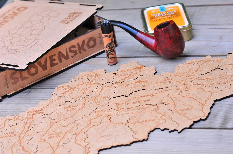 mapucle slovensko fajka clipper