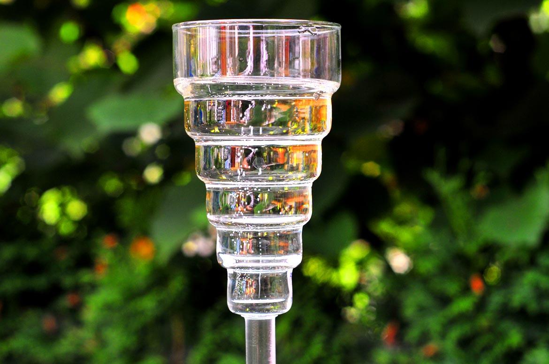 prosecco pohár
