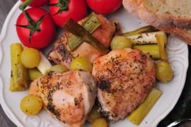 toskánske kura na grile