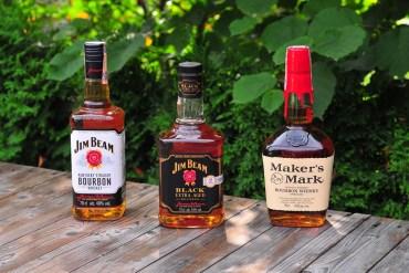 bourbon jim beam maker´s mark