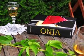 kniha víno