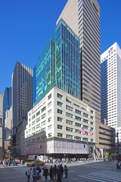 Rockefeller Plaza New York Ny