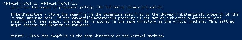 Set-ClusterSwapFile