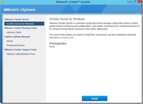 vSphere6Installation