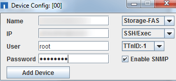 FMC_DC Device Config