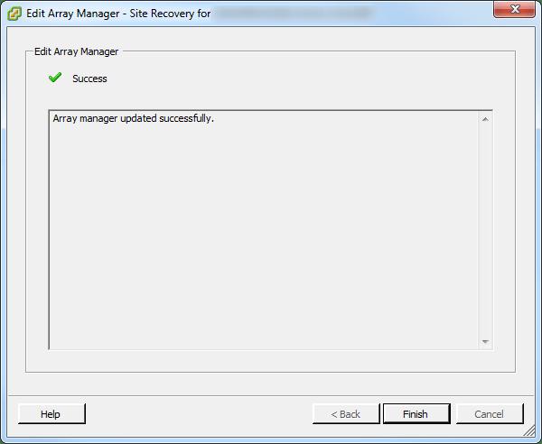 SRM Array Manager Complete