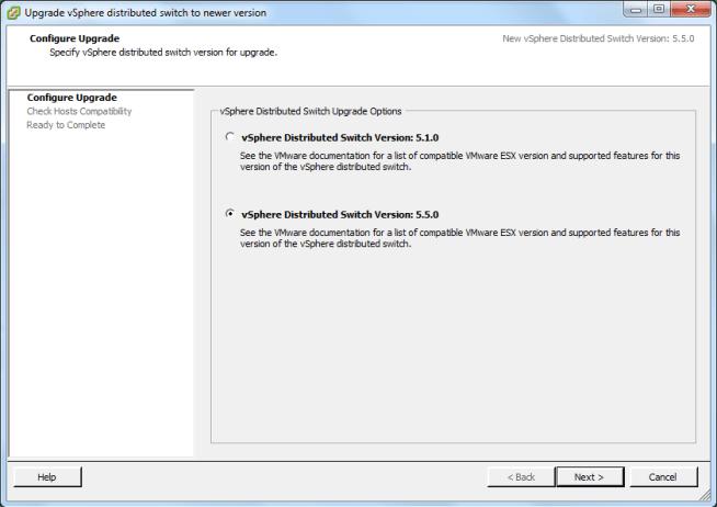 dvSwitch Upgrade Step 2