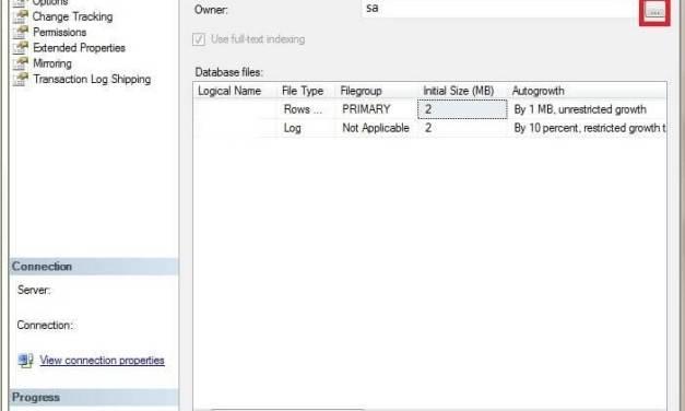 SQL Server Database Diagram Creation Error