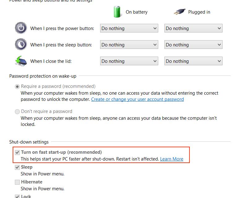 Windows 8 and 8.1 Shutdown takes forever !!