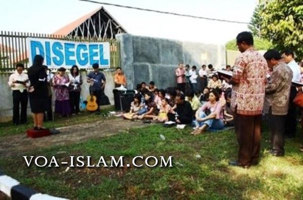 Inilah Fakta Gereja Yasmin Yang Ditutupi untuk Menyudutkan Umat Islam Bogor