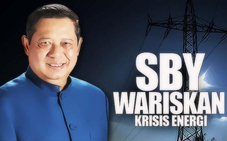 Sepuluh Tahun Berkuasa, SBY Biarkan 80% Energi Dikuasai Negara Asing!