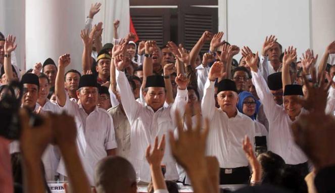 Ulama se-Madura dan Banser Jawa Timur Mendukung Prabowo