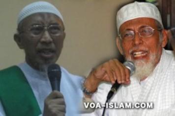 Ust. Abu Bakar Ba'asyir Nasehatkan Ust. Mudzakir Segera Taubat Agar Tidak Mati Jahiliyah