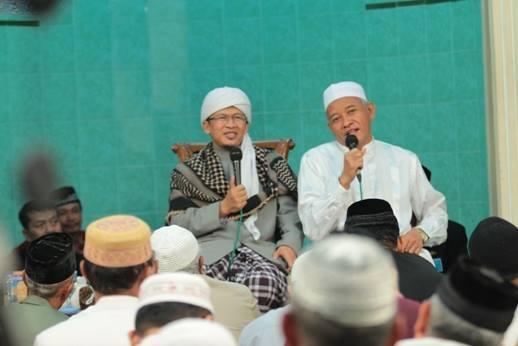 Kenapa Aa Gym Pimpinan Daarut Tauhid Mendukung Prabowo-Hatta?