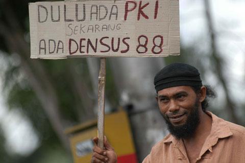 Densus 88 Tembak Mati Muslim Ketika Shalat, Ketua Pemuda PERSIS Jabar: Kalau Tidak Yahudi ya PKI