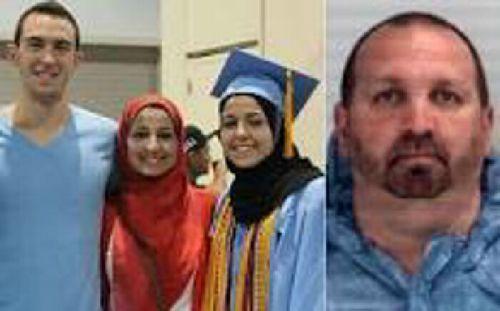 Tiga Mahasiswa Muslim Amerika Serikat Tewas Ditembak, Dunia Diam!!