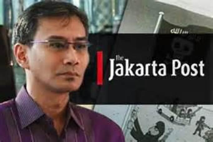 Redaksi The Jakarta Post Dijadikan Tersangka Dugaan Penistaan Agama