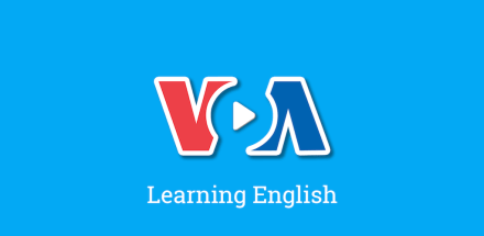 VOA Learning English a YouTube channel