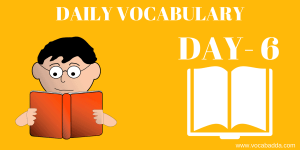 Daily 10 Important English Vocabulary Day-6 From The Hindu