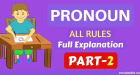 Pronoun Rules