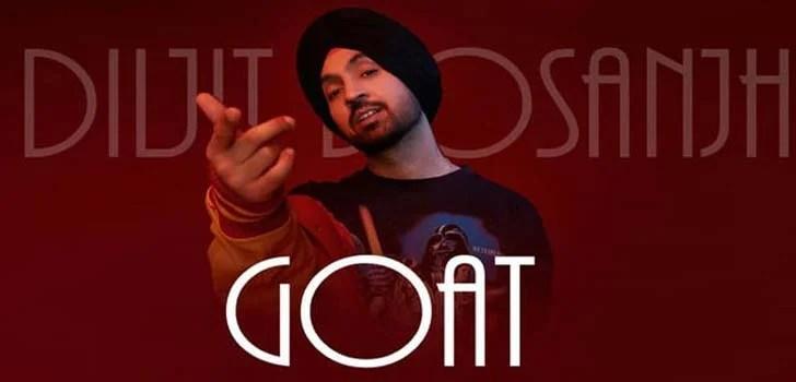 G.O.A.T by Diljit Singh Dosanjh