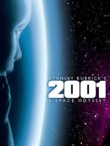 Greatest of all time movie 2001 The Space Odyssey